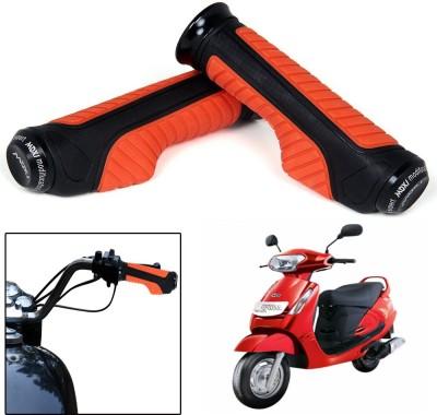Capeshoppers CR000753 Bike Handle Grip For Mahindra Universal For Bike(Pack of 2)