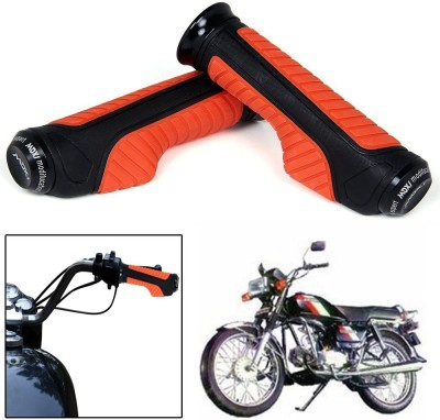 Capeshoppers CR000807 Bike Handle Grip For Hero Universal For Bike(Pack of 2)