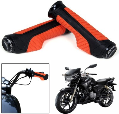 Capeshoppers CR000860 Bike Handle Grip For TVS Universal For Bike(Pack of 2)