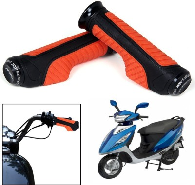 Capeshoppers CR000735 Bike Handle Grip For Hero Universal For Bike(Pack of 2)
