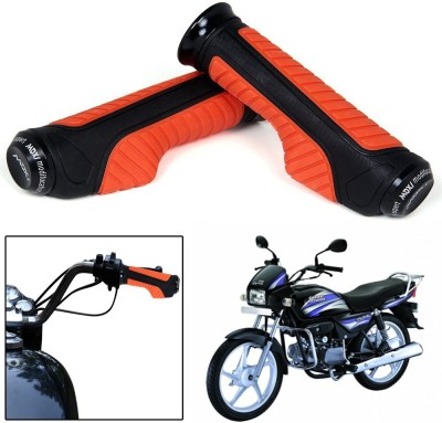 Capeshoppers CR000793 Bike Handle Grip For Hero Universal For Bike(Pack of 2)