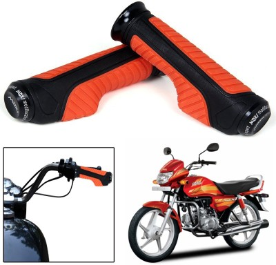Capeshoppers CR000813 Bike Handle Grip For Hero Universal For Bike(Pack of 2)