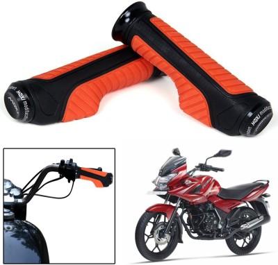 Capeshoppers CR000791 Bike Handle Grip For Bajaj Universal For Bike(Pack of 2)