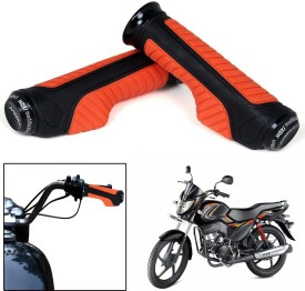 Capeshoppers CR000841 Bike Handle Grip For Mahindra Universal For Bike(Pack of 2)