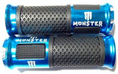 Xtremeonlinestore BLU102 Bike Handle Grip For Mahindra Flyte