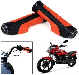 Capeshoppers CR000826 Bike Handle Grip For Honda Universal For Bike(Pack of 2)