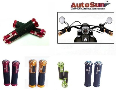 AutoSun BG-M588 Bike Handle Grip For Bajaj Pulsar 180 DTS-i