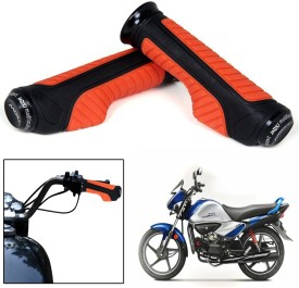 Capeshoppers CR000816 Bike Handle Grip For Hero Universal For Bike(Pack of 2)