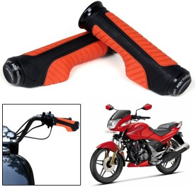 Capeshoppers CR000805 Bike Handle Grip For Hero Universal For Bike(Pack of 2)