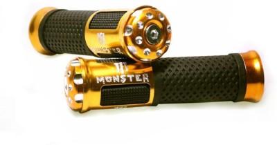 Monster A001 Bike Handle Grip For Bajaj Pulsar 150