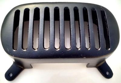 HMRA Power Matte Black Royal Enfield Electra Brake Light Bike Headlight Grill