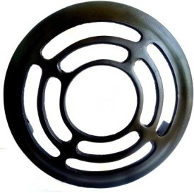 ACCESSOREEZ FGN1041 Bike Headlight Grill(Black)