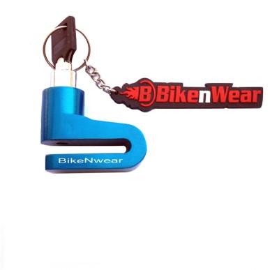 BikeNwear Motorcycle/Bike DBL-2 Disc Lock