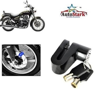 AutoStark Heavy Metal Break Security- Honda Dream Yuga DSK20 Disc Lock