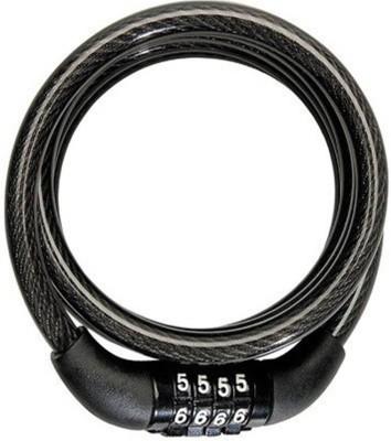 AutoKraftZ Premium Multi-Purpose Chain Cable Number For Suzuki Slingshot Plus numlckblk_75 Combination Lock