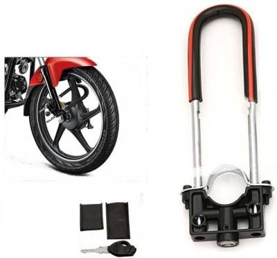 ACCESSOREEZ - Honda Bike Front Wheel Shocker Lock Wheel Lock