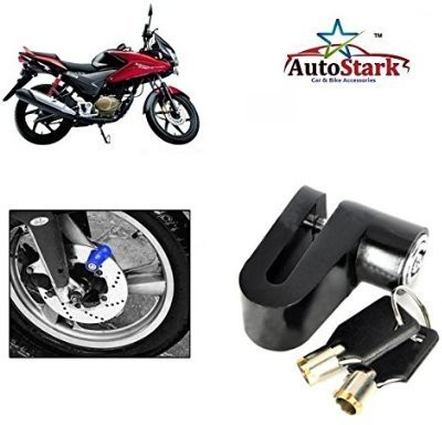 AutoStark Heavy Metal Break Security- Honda CBR 150R DSK09 Disc Lock