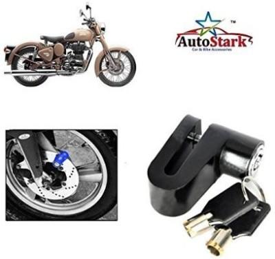 AutoStark Heavy Metal Break Security- Honda CB Unicorn DSK11 Disc Lock