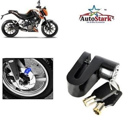 AutoStark Heavy Metal Break Security- Honda Dream Neo DSK23 Disc Lock