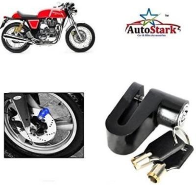 AutoStark Heavy Metal Break Security- Honda CBF Stunner DSK08 Disc Lock
