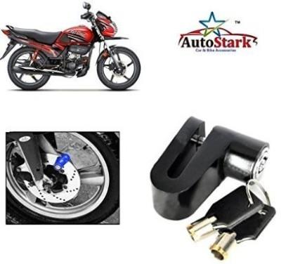 AutoStark Heavy Metal Break Security- Honda CB Twister DSK17 Disc Lock