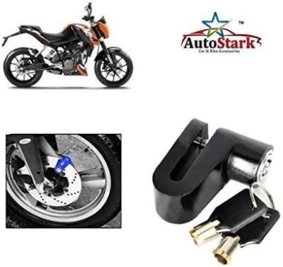 AutoStark Heavy Metal Break Security- Honda CBR 250R DSK06 Disc Lock