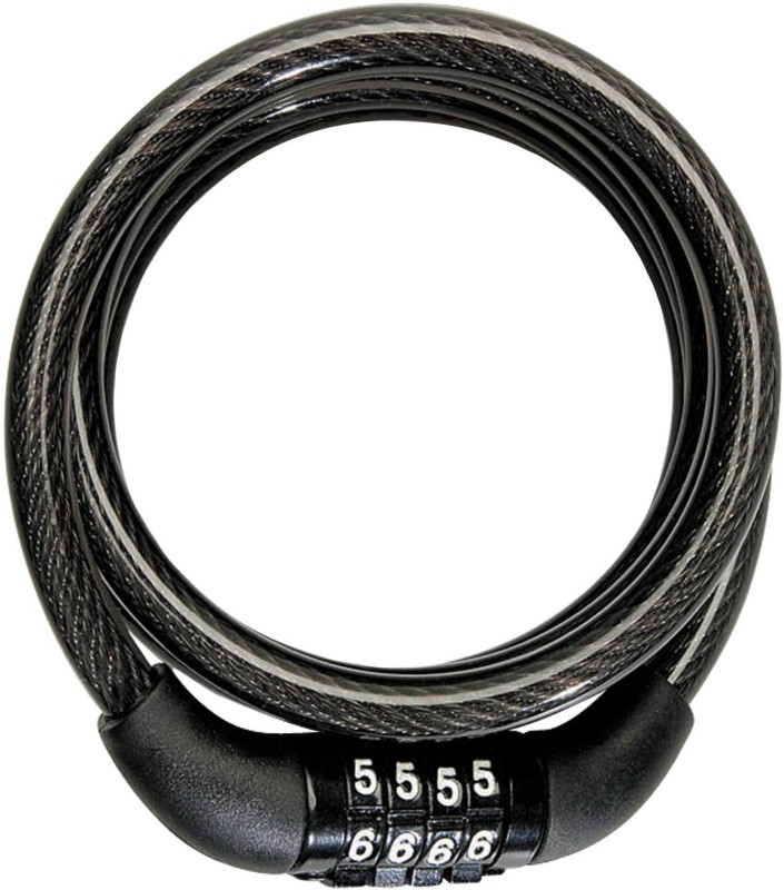 Eshopitude Number Cable Lock ZARGV1088-ROYALENFIELDCLASSIC Cable Lock(Multicolor)