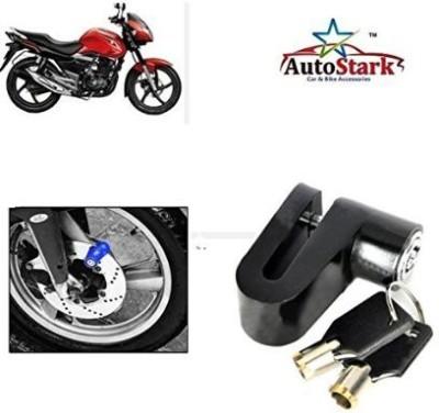 AutoStark Heavy Metal Break Security- Royal Enfield 350 Twinspark DSK32 Disc Lock