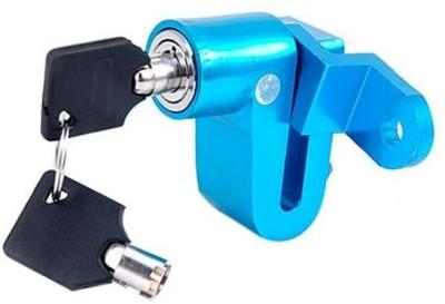 Eshopitude Disk Break Lock ZARGV1097-ROYALENFIELDFURY U Lock(Blue)
