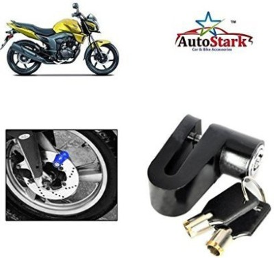 AutoStark Heavy Metal Break Security- Passion Pro TR DSK16 Disc Lock