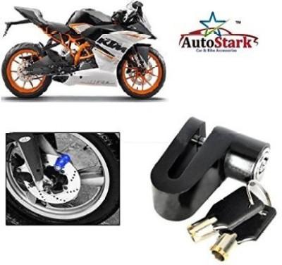 AutoStark Heavy Metal Break Security- Royal Enfield Classic Chrome DSK04 Disc Lock