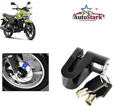 AutoStark Heavy Metal Break Security- Honda CB Trigger DSK15 Disc Lock