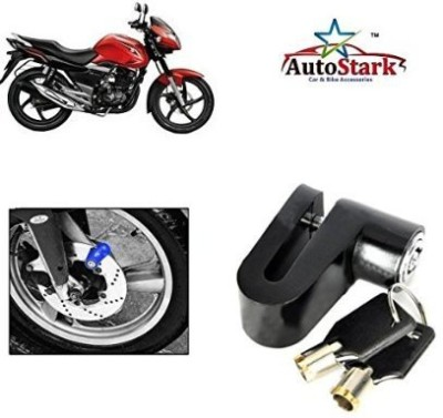 AutoStark Heavy Metal Break Security- Honda Dream DSK29 Disc Lock