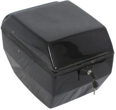 KASCN UTILITY BOX FOR BULLET IN BLACK FOR ALL MOTORBIKE Bike Luggage Box