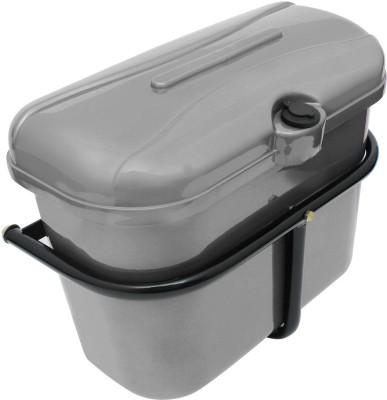 Speedwav 178624 Bike Luggage Box(Silver)