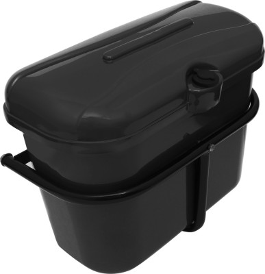 Speedwav 178406 Bike Luggage Box(Black)