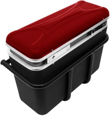 Speedwav 178186 Bike Luggage Box(Red)