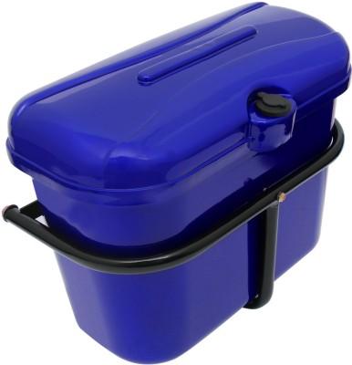 Speedwav 178683 Bike Luggage Box(Blue)