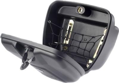Motopart A093 Bike Luggage Box(Black)