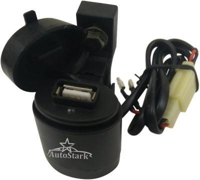 AutoStark Motorcycle/Bike USB For Bajaj Pulsar 180 Dts-I Bike Mobile Charger