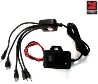 Favourite BikerZ FBZ 8777 Bike Mobile Charger