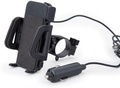 BLACKCAT WITH HOLDER Bike Mobile Charger