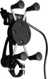 MR Trading Bike Mobile Holder(Black)
