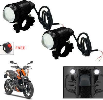 Vheelocityin 20416 U1 Black Double Projector Lens