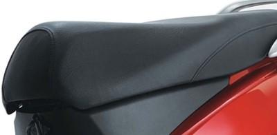 Vheelocityin 72553 Single Bike Seat Cover For TVS Wego