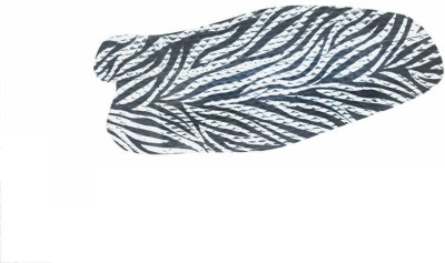 Speedwav 189012 Zebra Print Single Bike Seat Cover For Bajaj Discover 125 DTS-i