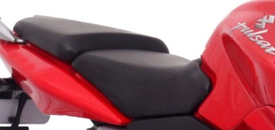 Vheelocityin 72562 Split Bike Seat Cover For Bajaj Pulsar 220 DTS-i