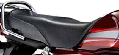 Vheelocityin 72530 Single Bike Seat Cover For Hero HF Dawn