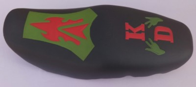 Arasan Spscdc002 Single Bike Seat Cover For Hero Splendor