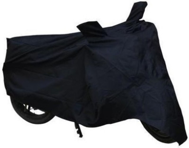 HI-TEK Glamour FI Single Bike Seat Cover For Hero Glamour